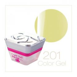 Crystal Nails - Color Gel - 201 (5ml)