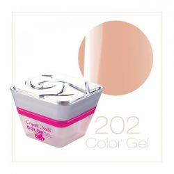 Crystal Nails - Color Gel - 202 (5ml)