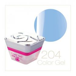 Crystal Nails - Color Gel - 204 (5ml)