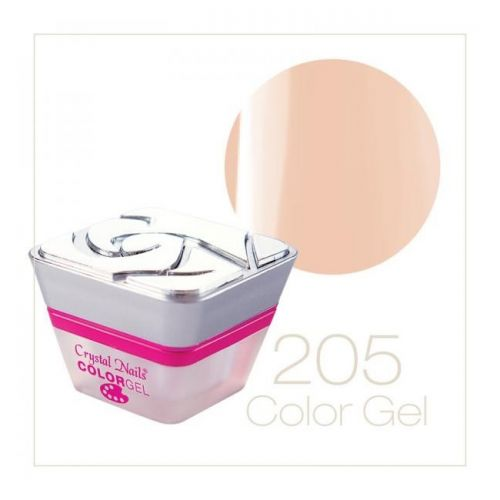 Crystal Nails - Color Gel - 205 (5ml)