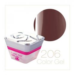 Crystal Nails - Color Gel - 206 (5ml)