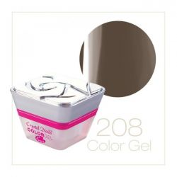 Crystal Nails - Color Gel - 208 (5ml)