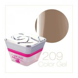 Crystal Nails - Color Gel - 209 (5ml)