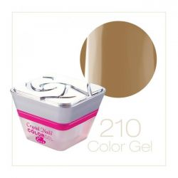 Crystal Nails - Color Gel - 210 (5ml)