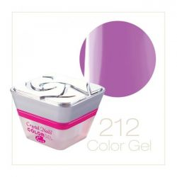 Crystal Nails - Color Gel - 212 (5ml)