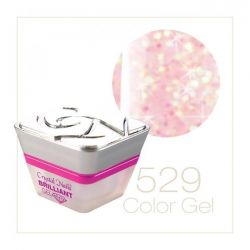 Crystal Nails - Color Gel - Brilliant Gel - 529 (5ml)