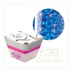 Crystal Nails - Color Gel - Brilliant Gel - 539 (5ml)