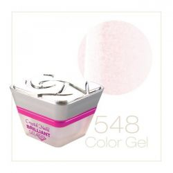 Crystal Nails - Color Gel - Brilliant Gel - 548 (5ml)