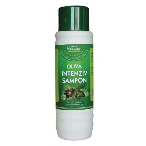 Stella Vitacare - Oliva intensive - Sampon cu ulei de masline si ceramide (1000ml)