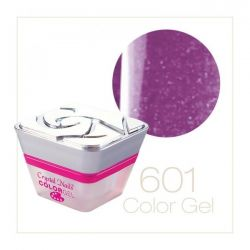 Crystal Nails - Color Gel - Sparkling Gel - 601 (5ml)