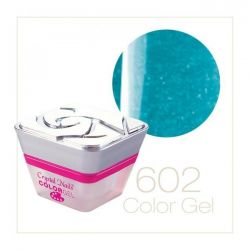Crystal Nails - Color Gel - Sparkling Gel - 602 (5ml)