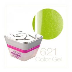 Crystal Nails - Color Gel - Sparkling Gel - 621 (5ml)