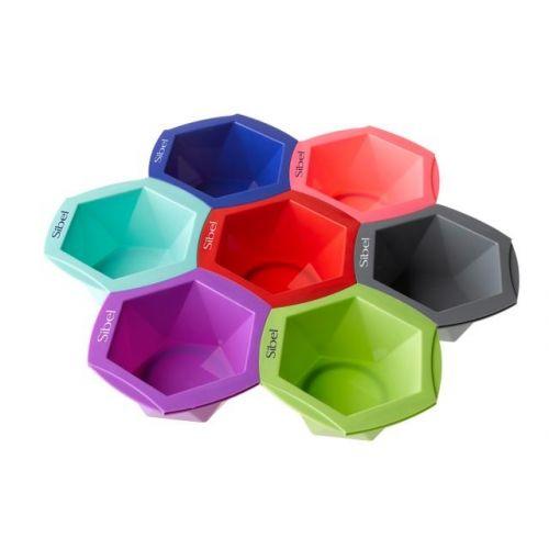 Sibel - Mix & Match - Bol vopsit (7 culori/set) (6600546)