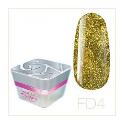 Crystal Nails - Color Gel Full Diamond - FD4 (5ml)