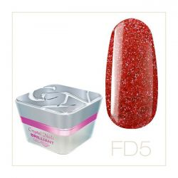 Crystal Nails - Color Gel Full Diamond - FD5 (5ml)