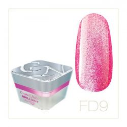 Crystal Nails - Color Gel Full Diamond - FD9 (5ml)