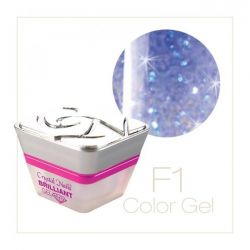 Crystal Nails - Fly-Brill Gel - F1 (5ml)