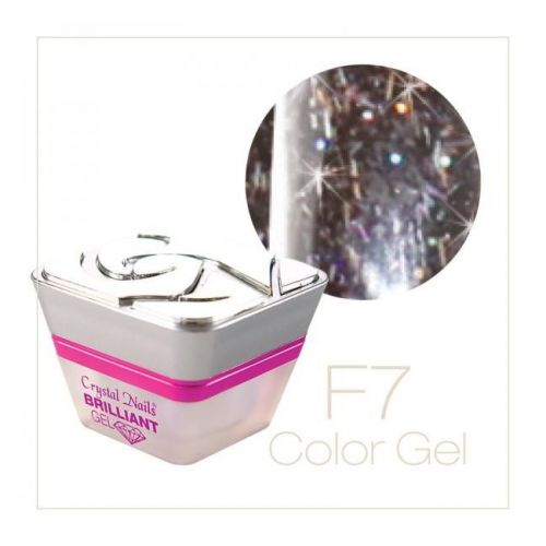 Crystal Nails - Color Gel - Fly Brill - F7 (5ml)