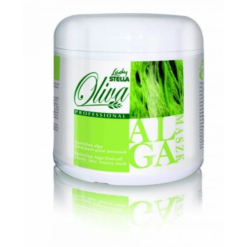 Oliva Professional - Masca gumata Antirid cu Spirulina si Alge Marine (200g)