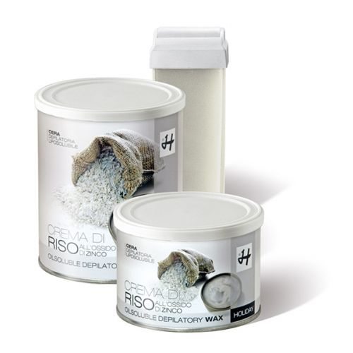 Holiday - Ceara Conserva - Dioxid de Zinc si Crema de Orez (800ml)