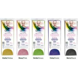 Roial - Benzi colorate pentru epilat - Turcoaz (100buc/set)