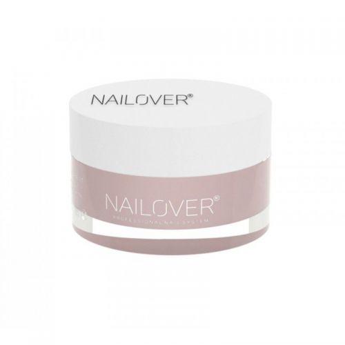 Nailover - Cover Natural - Praf acrilic (100ml)