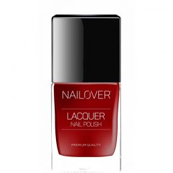 Nailover - Oja cu Efect de Gel - LAC 18 (15ml)