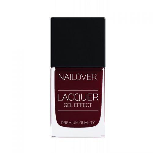 Nailover - Oja cu Efect de Gel - LAC 45 (15ml)