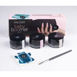 Nailover - Baby Boomer kit
