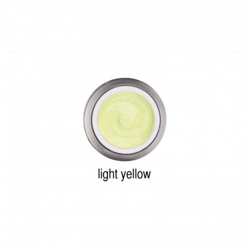 Nailover - Plastilin Shaping Gel - Light Yellow (5ml)