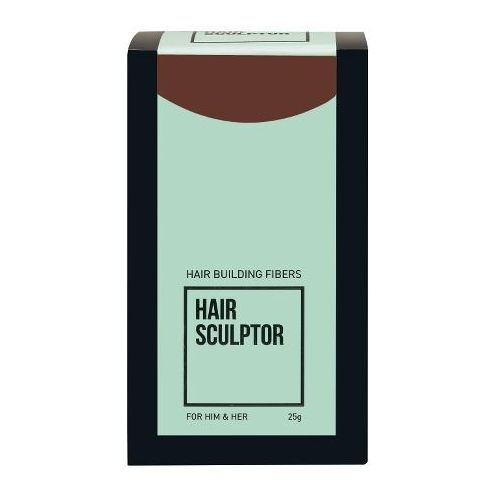 Hair Sculptor - Hair Building Fibers – Medium Brown (25g)