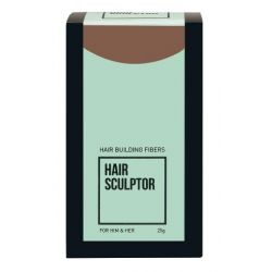 Hair Sculptor - Hair Building Fibers – Light Brown (25g)