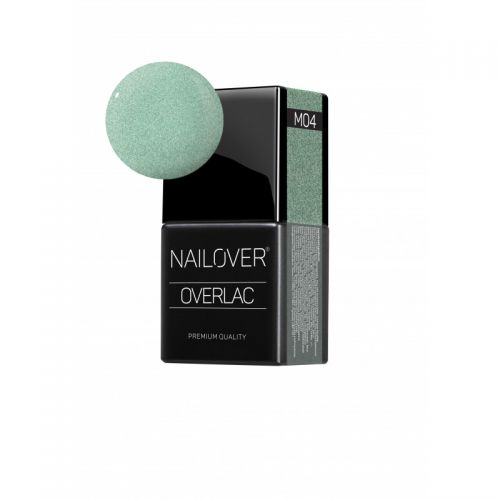 Nailover - Overlac Color Gel Metal - M04 (8ml)