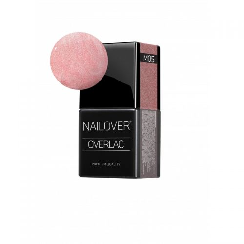Nailover - Overlac Color Gel Metal - M05 (8ml)