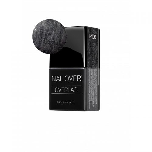 Nailover - Overlac Color Gel Metal - M06 (8ml)