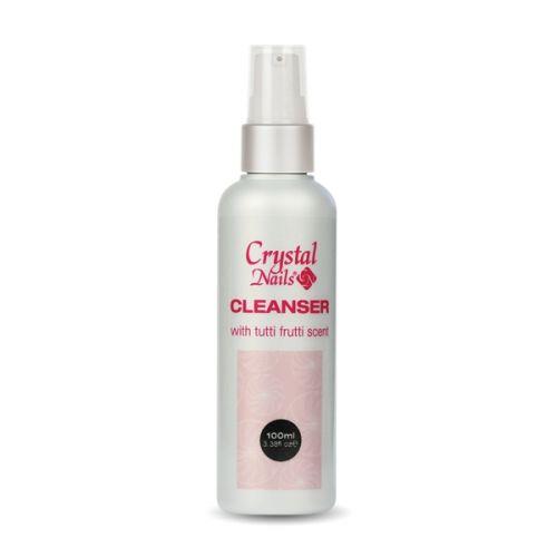 Crystal Nails - Cleanser - Lichid pentru fixare - Tutti-Frutti (100ml)