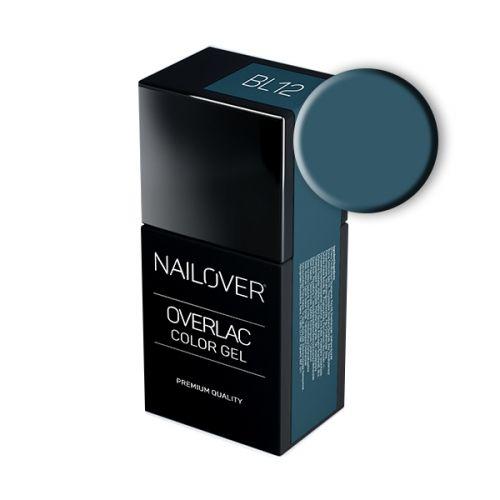 Nailover - Overlac Color Gel - BL12 (15ml)