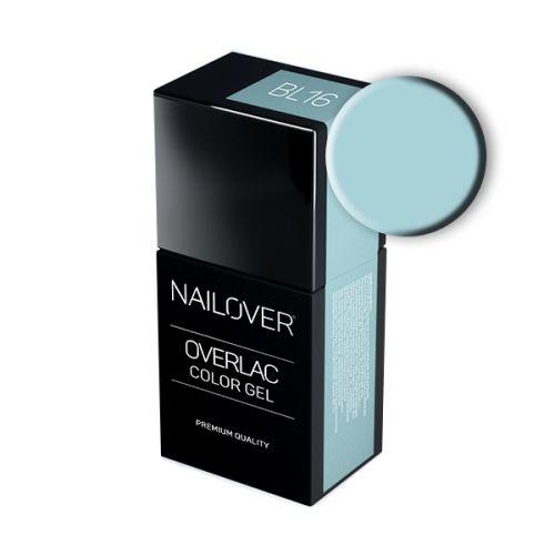 Nailover - Overlac Color Gel - BL16 (15ml)