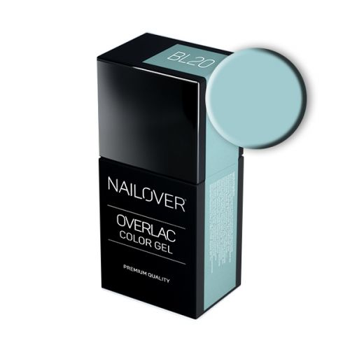 Nailover - Overlac Color Gel - BL20 (15ml)