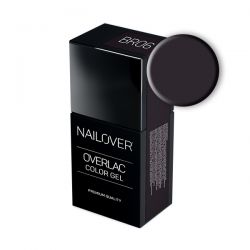 Nailover - Overlac Color Gel - BR06 (15ml)