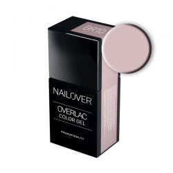 Nailover - Overlac Color Gel - BR10 (15ml)