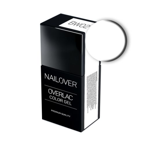 Nailover - Overlac Color Gel - BW02 (15ml)