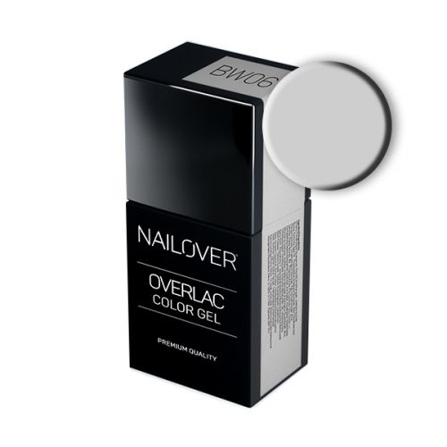 Nailover - Overlac Color Gel - BW06 (15ml)