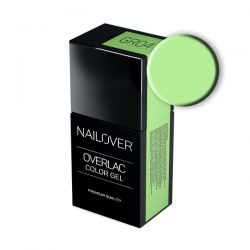 Nailover - Overlac Color Gel - GR04 (15ml)