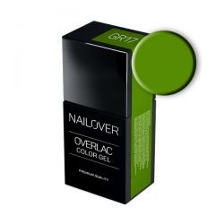 Nailover - Overlac Color Gel - GR17 (15ml)