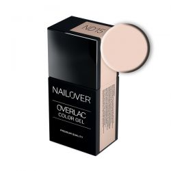 Nailover - Overlac Color Gel - ND15 (15ml)