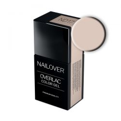 Nailover - Overlac Color Gel - ND17 (15ml)