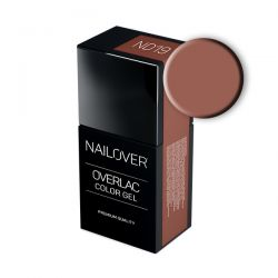 Nailover - Overlac Color Gel - ND19 (15ml)