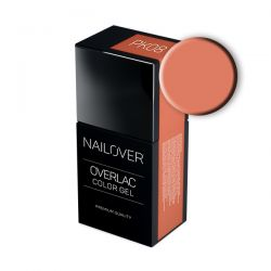 Nailover - Overlac Color Gel - PK08 (15ml)