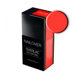 Nailover - Overlac Color Gel - PK09 (15ml)